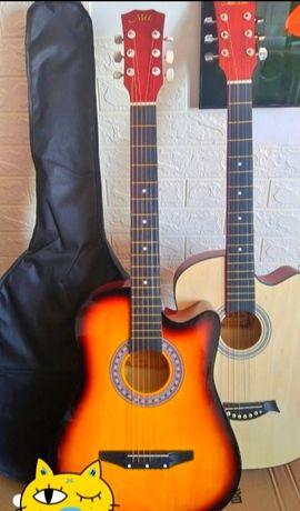 Гитара с полным комплектом