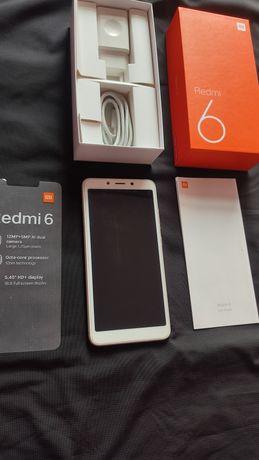 Xiaomi redmi 6 3/32 gold
