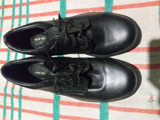 Спец обувь летняя туфли