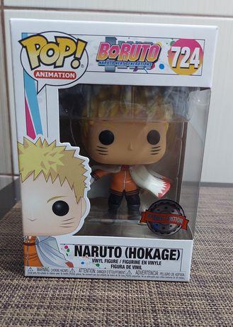 Funko pop Naruto hokage Special Edition