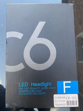 Продам Led лампы H3