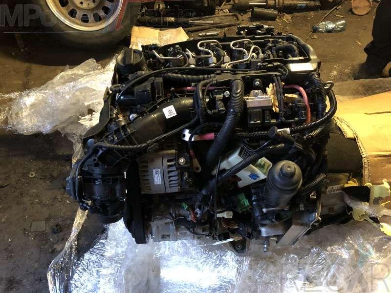 motor n47d20c dezmembrez Carpinis - imagine 1