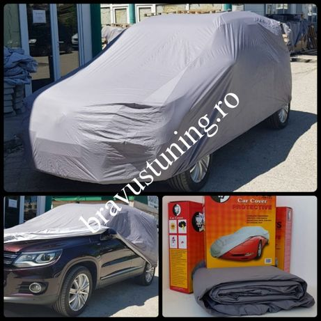 Husa Prelata auto Cauciucata + Material pufos interior Hyundai