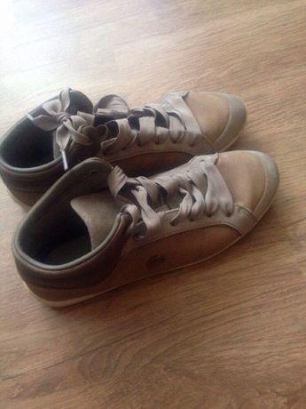 Кецове lacoste и обувки mussett Christelen B