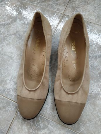 Немски обувки fasan