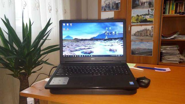 laptop DELL (model 2017), proc i3, 8 Gb RAM, 240 Gb SSD + 500 Gb HDD