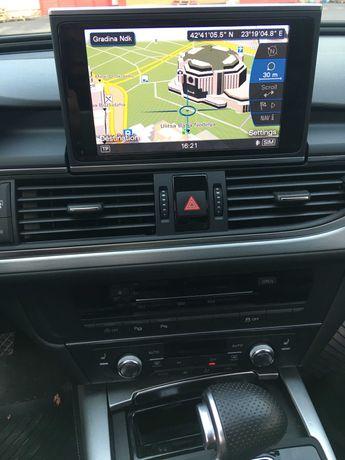 Converted Audi Mmi 3g hdd 3gPlus Us to EU преобразуване АМЕРИКА ЕВРОПА