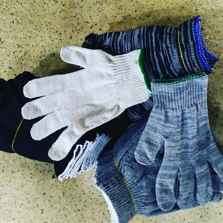 Продажа рабочих ХБ перчаток в Караганде.