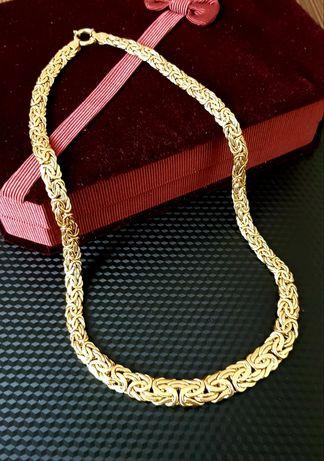 Золотое колье, Италия. 585 пр.