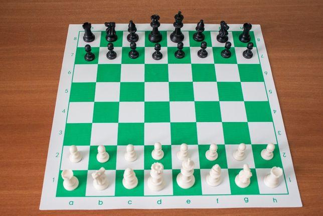Идеальный подарок для детей, шахматный набор (турнирный) + чехол.