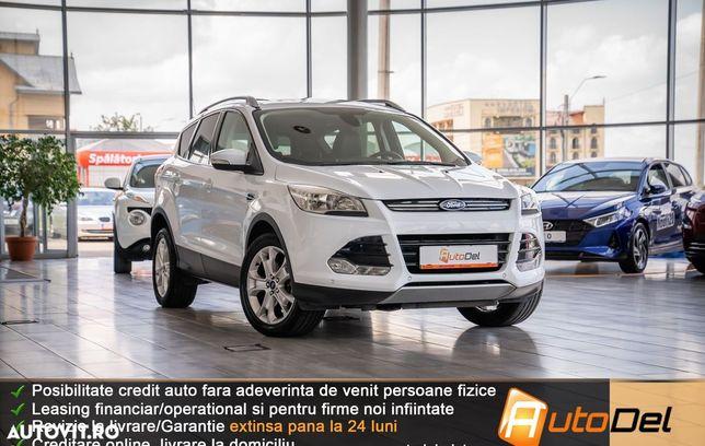 Ford Kuga / 4x4 / Automat / Panoramic / Garantie / Posibilitate Schimburi & Rate