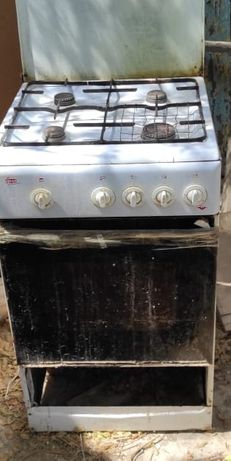 Газовая плита (духовка)