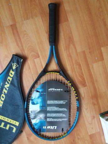 Чисто нова ракета Dunlop Lite Ti 108