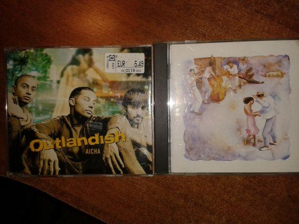 Chris Rea, Outlandish- AICHA, CD