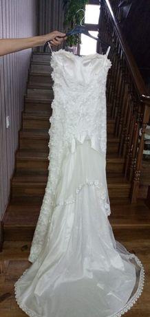 Продам свадебное платье.