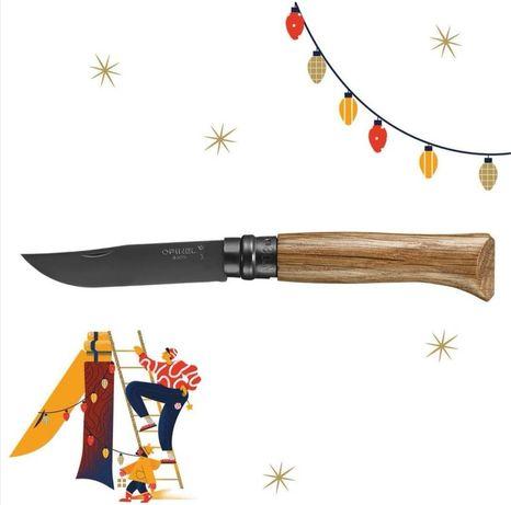 Opinel Black, нож, включена доставка