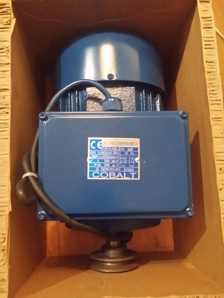 Motor electric monofazat (220v) 3 kw, 1500rpm, calitate, bobinaj cupru