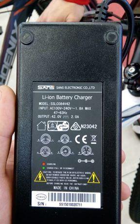 ЗАРЯДКА аккумулятора для гироскутеров и самокатов ЗАРЯДНОЕ УСТРОЙСТВО