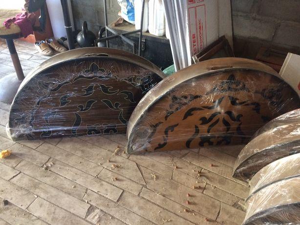 Столы круглые складные