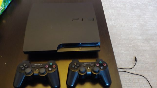 Sony PlayStation  3 + 4 jocuri