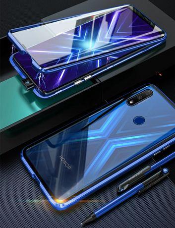 Двоен Магнитен Кейс за Huawei P Smart Z / Honor 9X - 360 Градуса