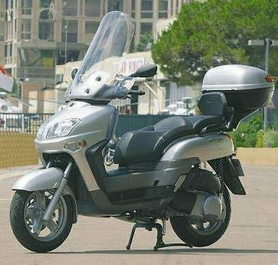 продавам Yamaha Versity XC 300 на части MBK kilibre 300 на части