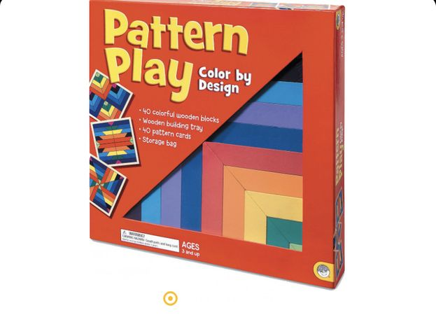 Pattern play развитие логики 3+