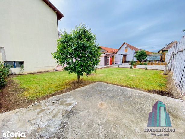 Casa individuala-530 mp teren-Selimbar