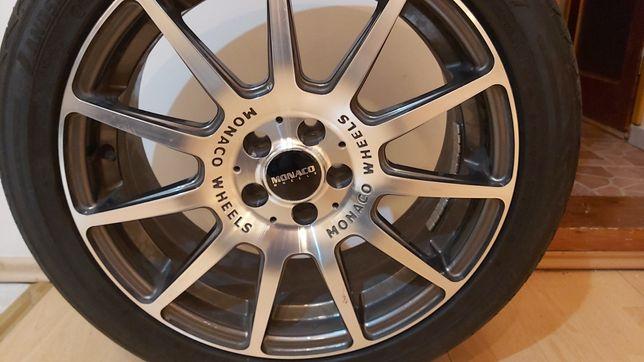 Anvelope Landsail + Jante Monaco Wheels