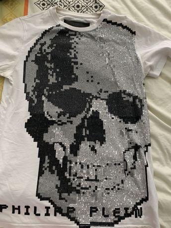 Philipp Plein тениска оригинална
