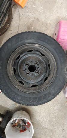 2бр.Летни гуми 175/65/13 с джанти 4×100/57.1