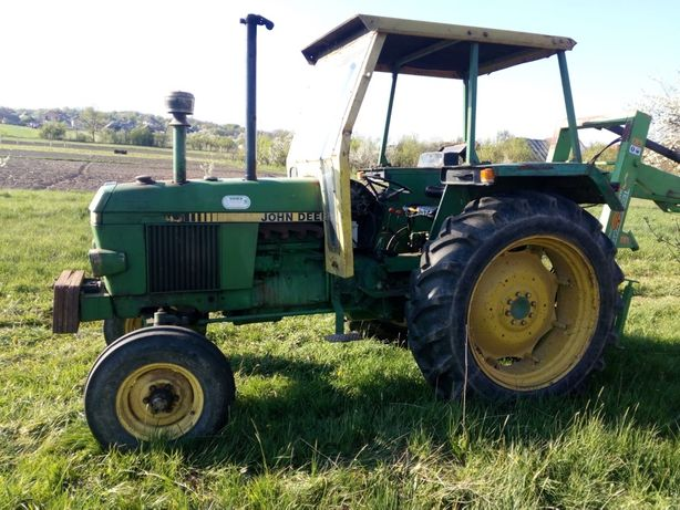 Tractor John deer 2040 70 hp