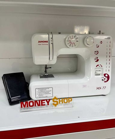 Швейная машина Janome MX 77|Moneyshop-Лучше,чем ломбард!|53342