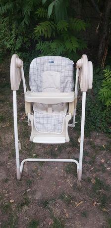 Продам стульчик для кормления - качели (2 в 1)