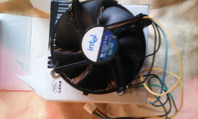 Intel cooler