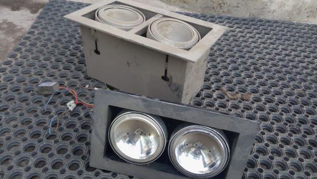 продам потолочные лампы в количестве 10шт.