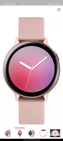 Смарт-часы Samsung Galaxy Watch Active2