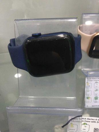Смарт часы Apple Watch Series 6 GPS, 44mm Blue