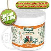 Gel antiinflamator cu Gheara dracului® si plante BIO Krauter