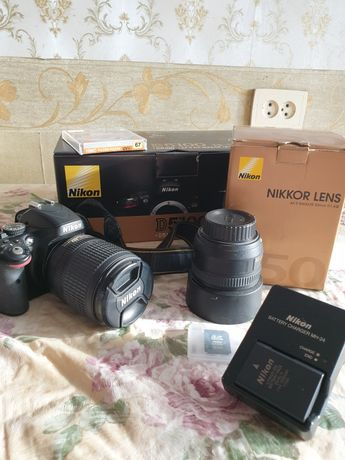 Цифровой фотоаппарат Nikon D5100