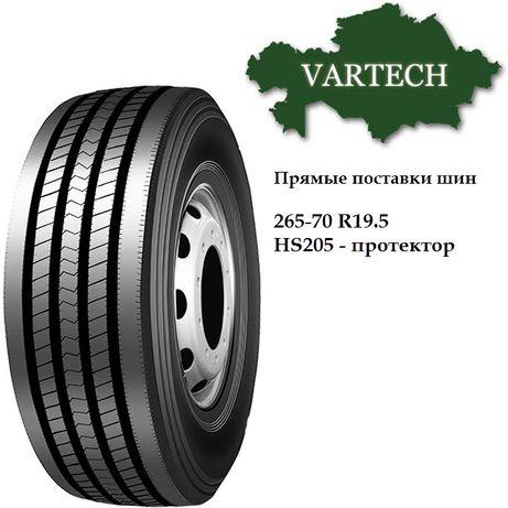 Шина 265 70 R19.5 PR16 KAPSEN (TAITONG) HS205 рулевая