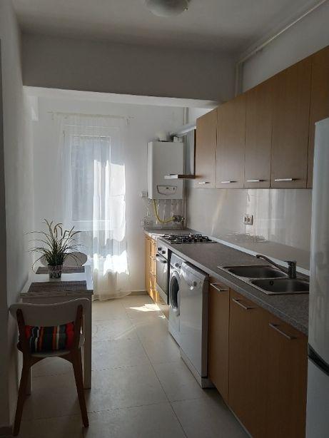 Inchiriez apartament 2 camere, bloc nou, metrou Nicolae Grigorescu