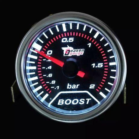 Бустметър буустметър boost gauge boost meter буст метър турбо уред