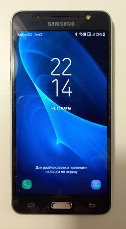 Телефон Galaxy J5 2016