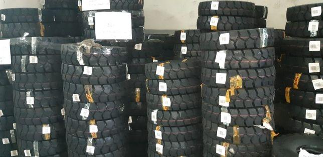 Шины и диски колесные для спецтехники и вилочных погрузчиков