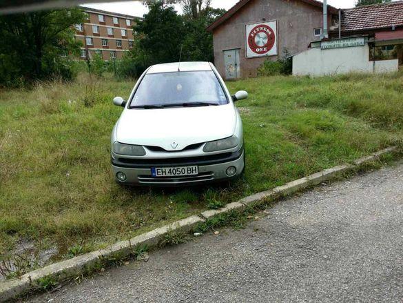 Renault Laguna 2.2dt за части