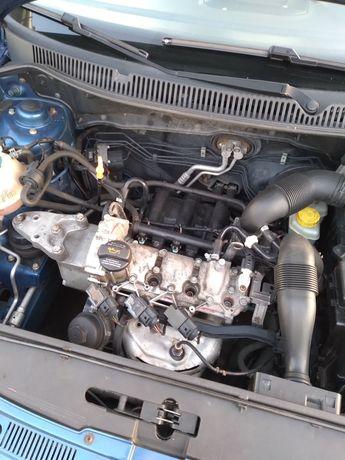 Motor vw polo 9 n,