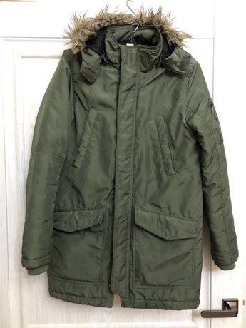 Куртка HM на подростка 12-13 лет