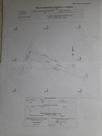 Teren deosebit în Bâcu, str. Teilor , integral sau parcele