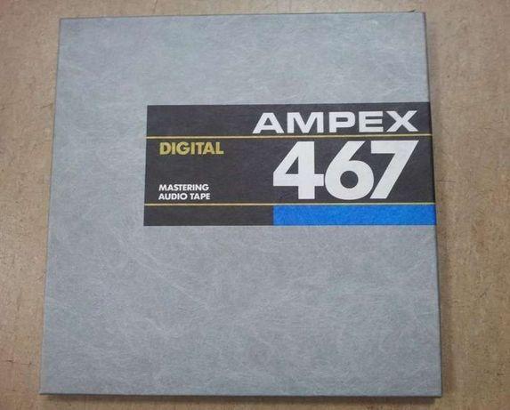 AMPEX 467 ( магнитная лента для цифровой записи)